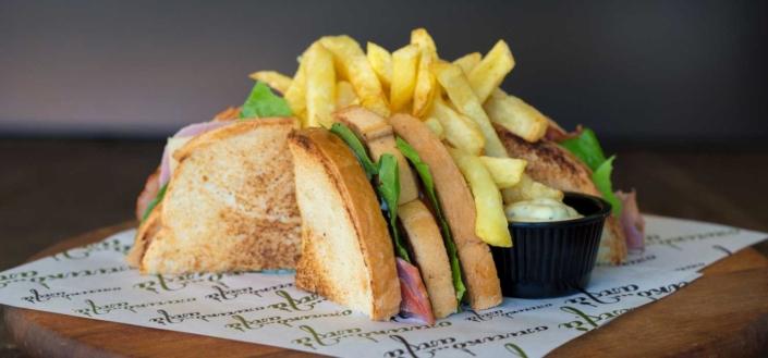 Club Sandwich | Σπιτικό Απλά